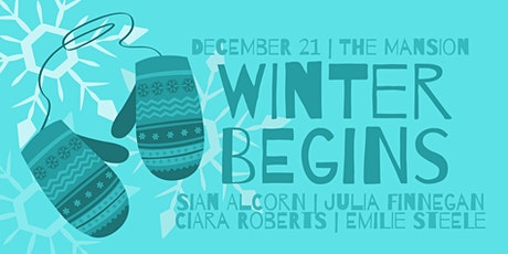 Winter Begins Holiday Show tickets