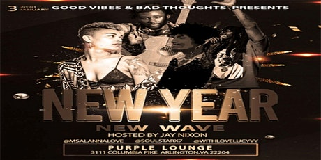 Good Vibes & Bad Thoughts Presents: New Year New Wave New Showcase tickets