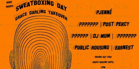 SWEATBOXING DAY tickets