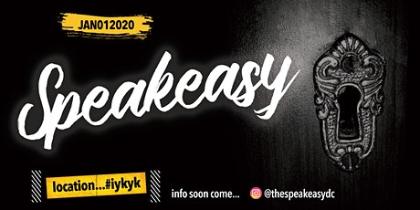 The Speakeasy: A Warehouse Pop Up Ep. 5 tickets
