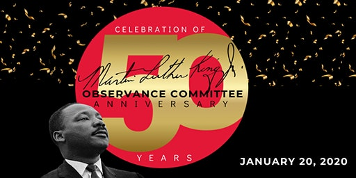 50th Anniversary MLK Observance Committee Morris Interfaith Breakfast