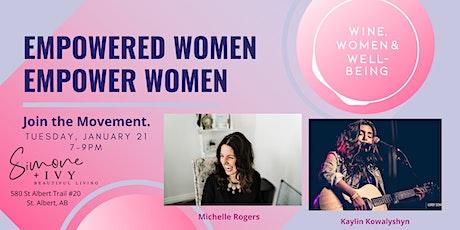 Empowered Women, Empower Women: St. Albert tickets