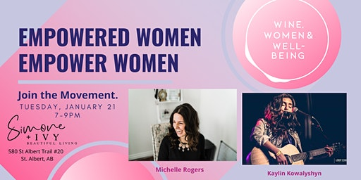 Empowered Women, Empower Women: St. Albert