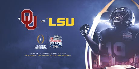 2019 PEACH BOWL TAILGATE EXTRAVAGANZA! tickets