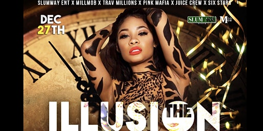 THE ILLUSION: Pre New Year Party