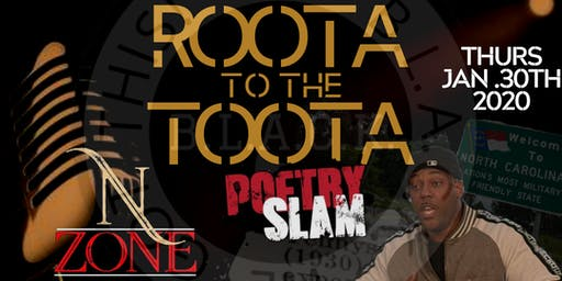 WE Entertainment Group Presents: Roota to the Toota Poetry Slam