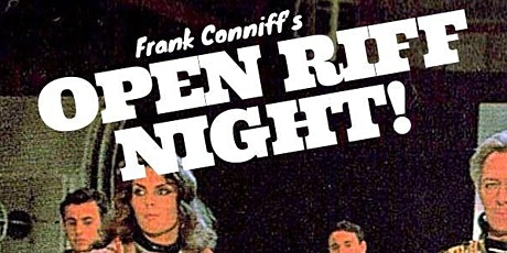Frank Conniff's Open Riff tickets