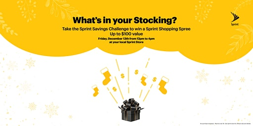 Warm Up and Win at Sprint