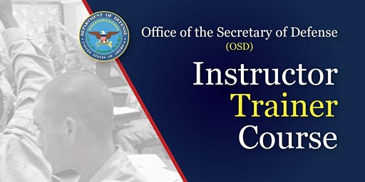 OSD Certified Instructor Course