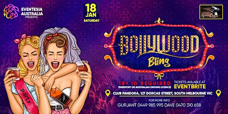 Bollywood Bling tickets