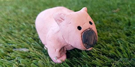 School Holidays: Clay Wombats tickets