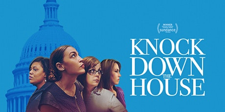 """VOTE411 Demo and Film Matinee - """"Knock Down the House"""" tickets"""