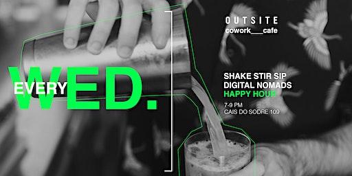 Shake, Stir, Sip: Digital Nomad Happy Hour