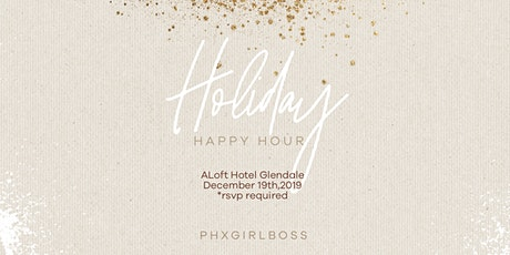 Holiday Happy Hour with PGB! tickets