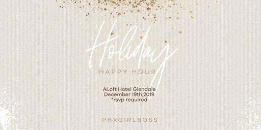 Holiday Happy Hour with PGB!
