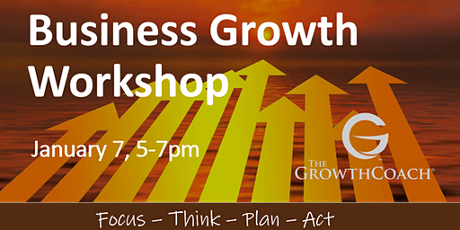 Business Growth Workshop 01/07/20