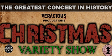 The Christmas Variety Show tickets