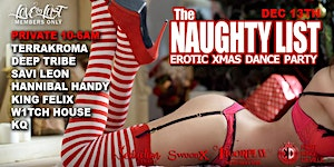 """Love & Lust XMAS Erotic Costume Dance Party """"The..."""