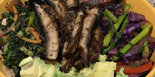 Blue Ocean Kitchen Boutique Vegan Dinner Pop Up