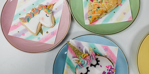 Unicorn High Tea