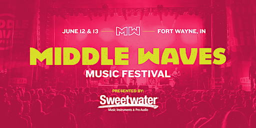 2020 Middle Waves Music Festival