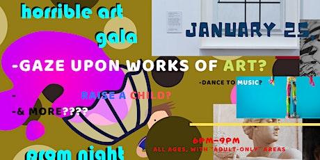 Horrible Art Gala 2020: HAG PROM tickets
