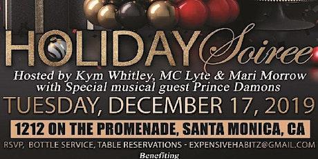 HolidaySoiree tickets