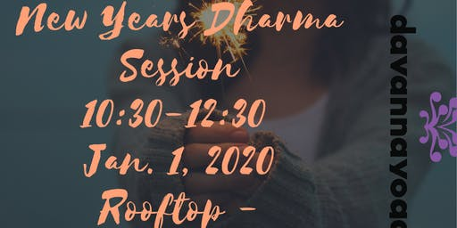 New Year's Day Yoga on Rooftop with Live Music