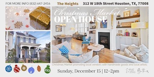 Christmas Market Open House
