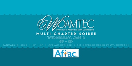 WOAMTEC Multi-Chapter Soiree tickets