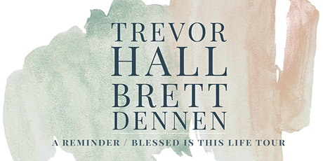 Trevor Hall at Phoenix Concert Theatre VIP PACKAGE (April 18, 2020) tickets