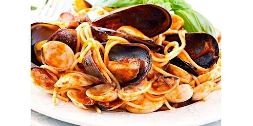 Italian Cuisine * (04-18-2020 starts at 6:00 PM)