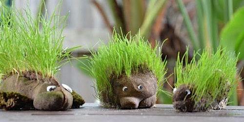 School Holidays: Grass Heads