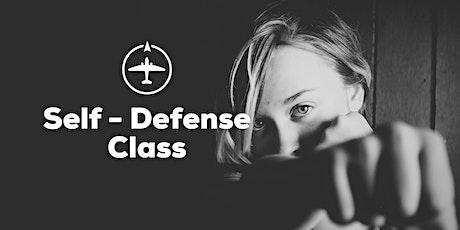 Self-Defense Class tickets
