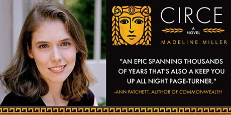 One Book, One Community visit with Madeline Miller, author of Circe tickets