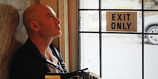 Geoff Berner LIVE at The Garnet Feb 21, 2020 (Peterborough)