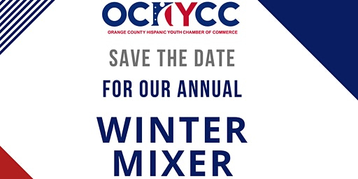 Winter Mixer- Geared towards High School and College Students
