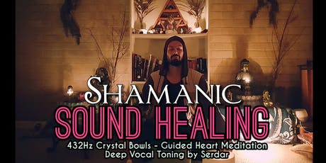 Shamanic Sound Healing ∞ Activate Your 2020 Soulvision tickets