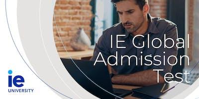 IE+Global+Admissions+Test+-+Seoul