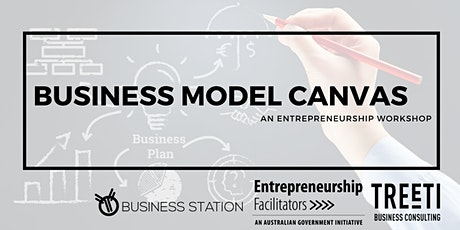 Map out your business plan with Business Model Canvassing; Special Guest Christine Smith - January 2020 tickets