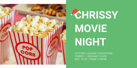 FREE Christmas Movie Night at Victory Lounge tickets
