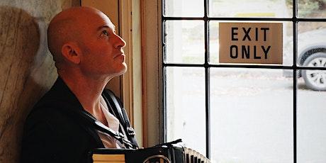 Geoff Berner LIVE w/ Mäkkelä at The Aviary April 18th, 2020 - $20 tickets