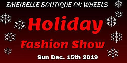 Holiday Fashion Show