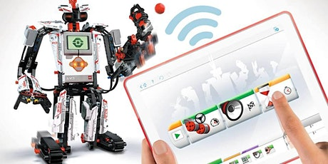 Mindstorm – fun coding for adults tickets