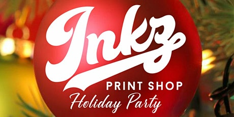 INKZ First Annual Holiday Networking Party tickets