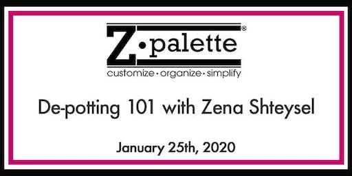 De-potting 101 with Zena Shteysel
