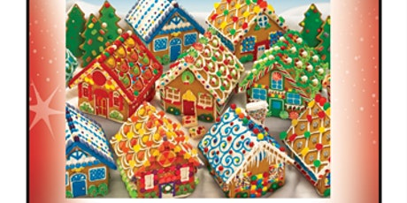 Gingerbread House Decorating Workshop tickets