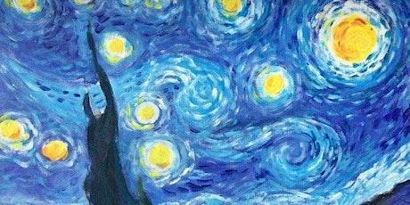 Van Gogh Starry Night - The Fiddler tickets