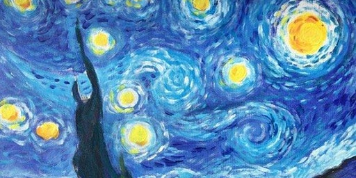 Van Gogh Starry Night - The Fiddler