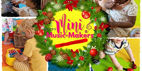 Merry Shakers! Mini Music-Makers tickets